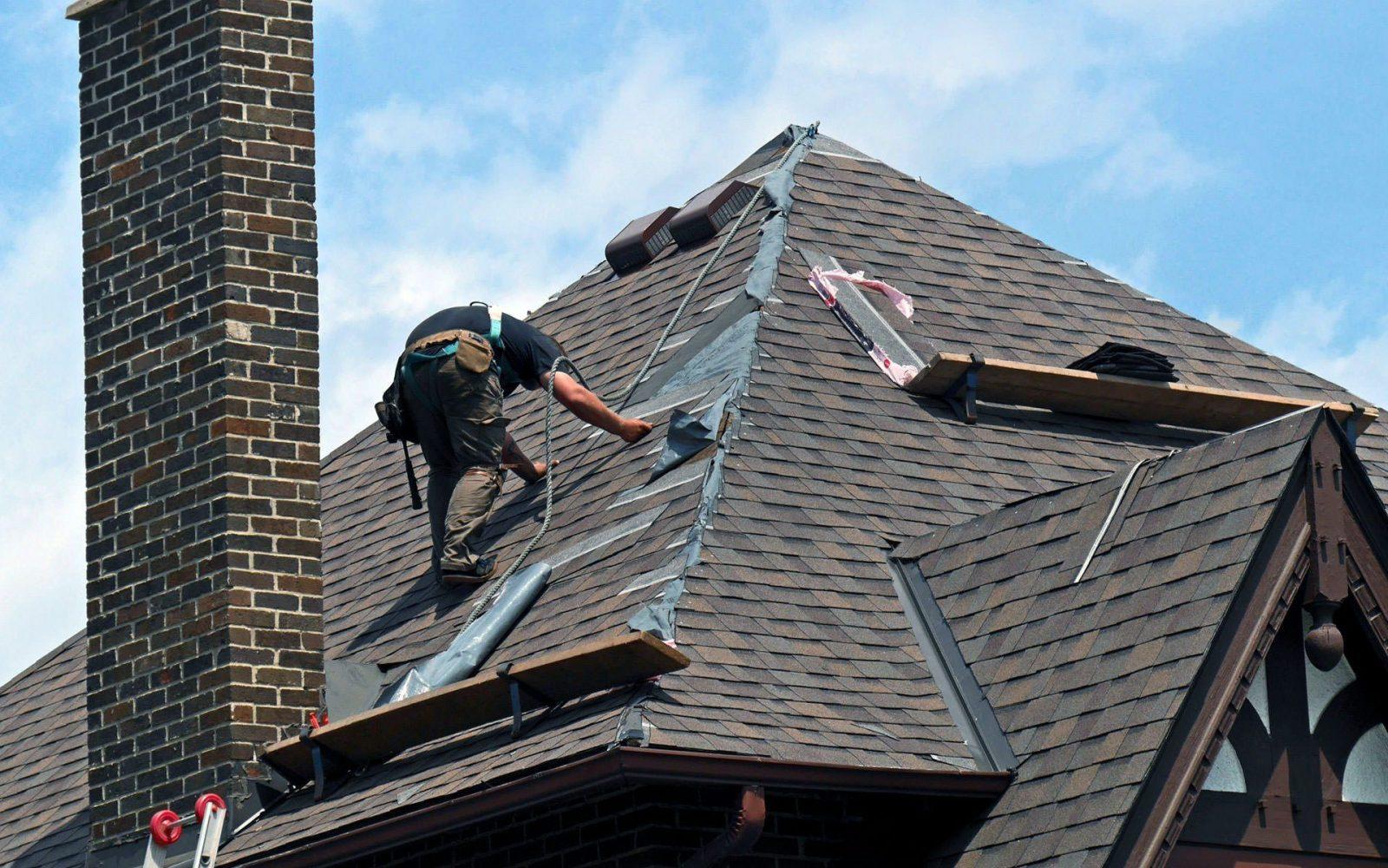 roof replacement job san antonio