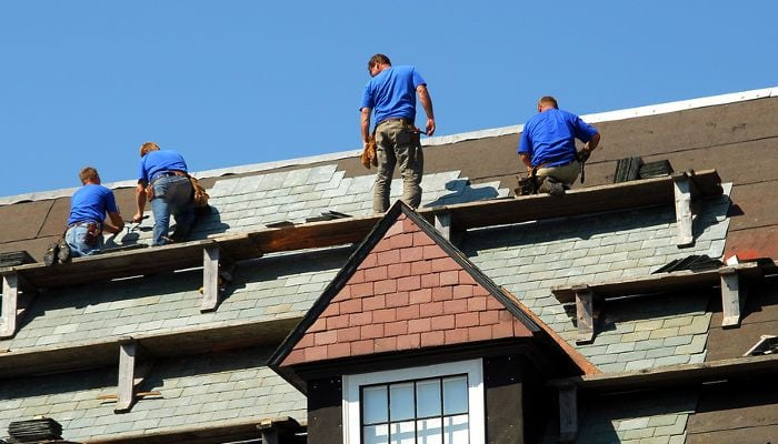 Roof Replacement Job in San Antonio