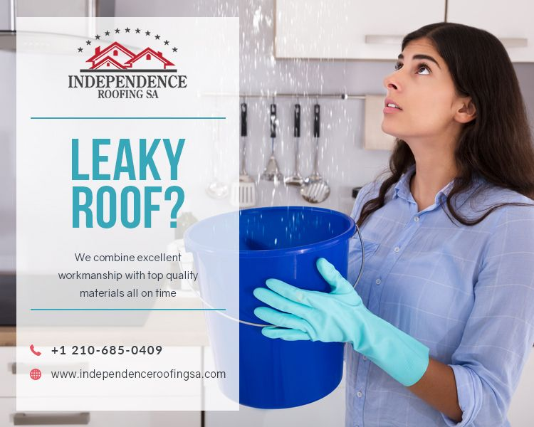 Leaking roof? Why you should never ignore it