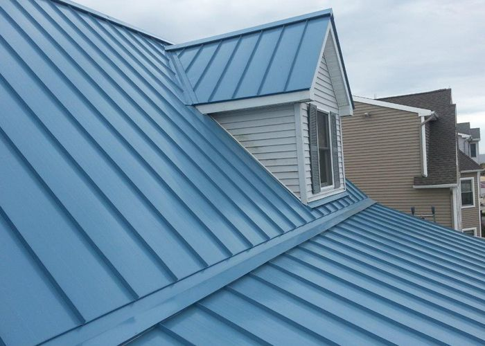 metal roofing system installed northwest san antonio tx
